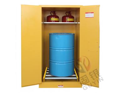 单桶型油桶柜易燃液体储存柜